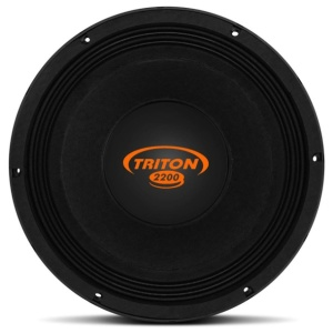 Woofer Triton - Blog Connect Parts