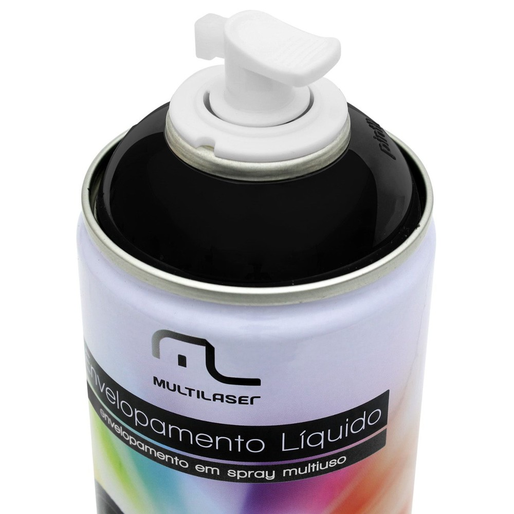 Spray-Envelopamento-Liquido-Preto-Fosco-400Ml-Blog -Connect- Parts