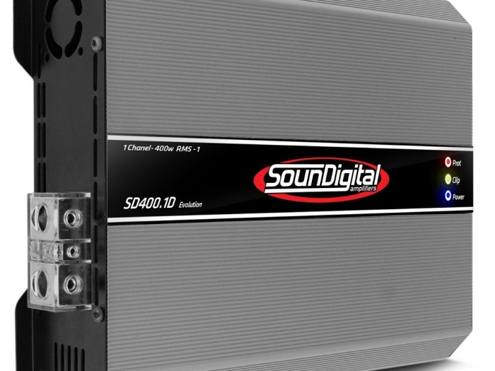 Soundigital SD4000.1D Evolution 4000W